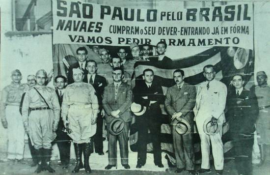 1932 – Uma Epopéia Santista