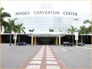 O Centro de Convenções
