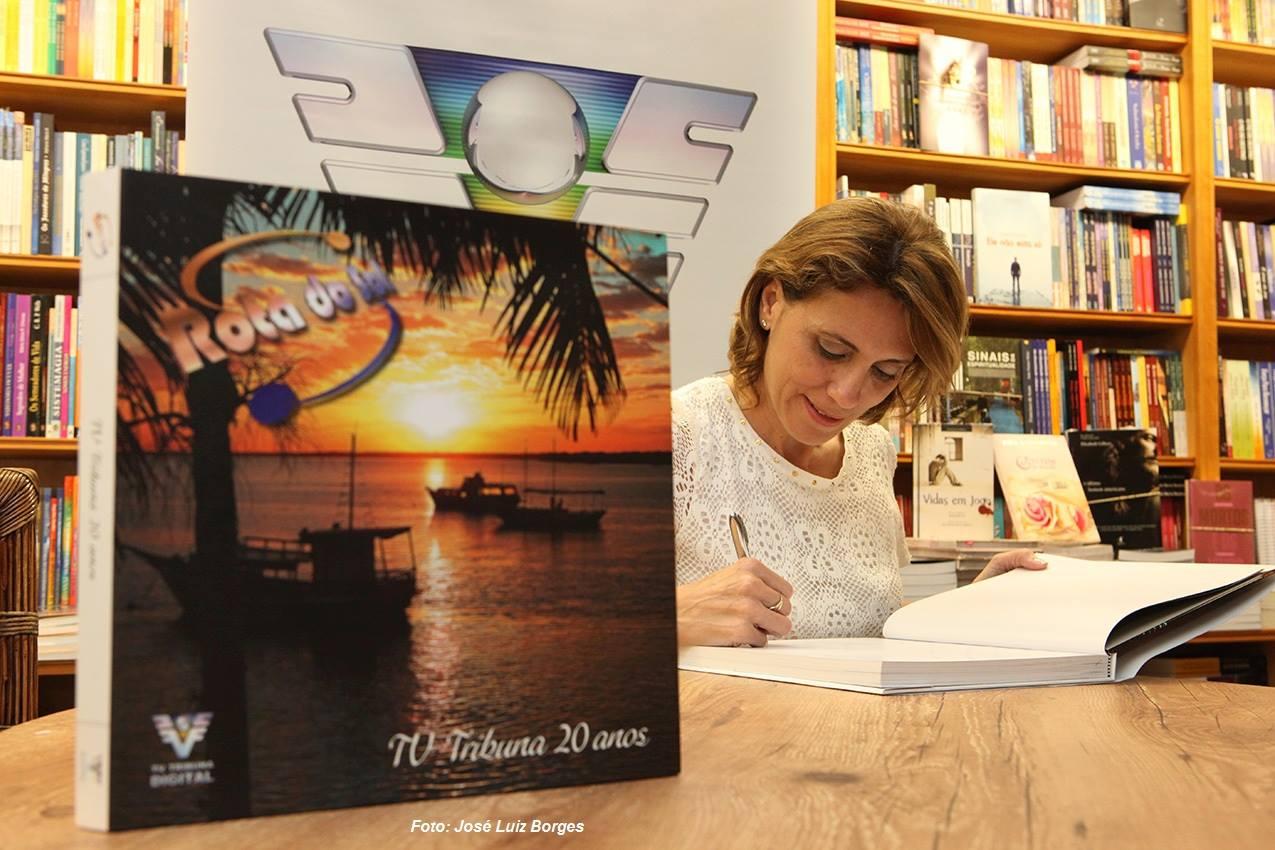 Jornalista Rosana Valle será Homenageada