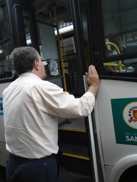 Vereador Retoma o Desejo Pela Volta dos Cobradores de ônibus