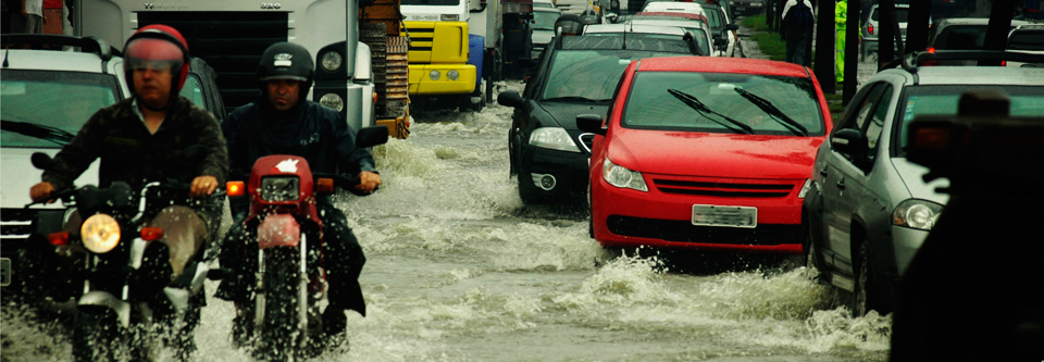 Acesso ao Santos sem enchentes pode melhorar