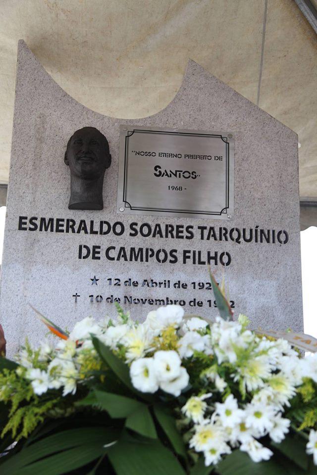 Ex-Prefeito, Esmeraldo Tarquínio Recebe homenagem Póstuma