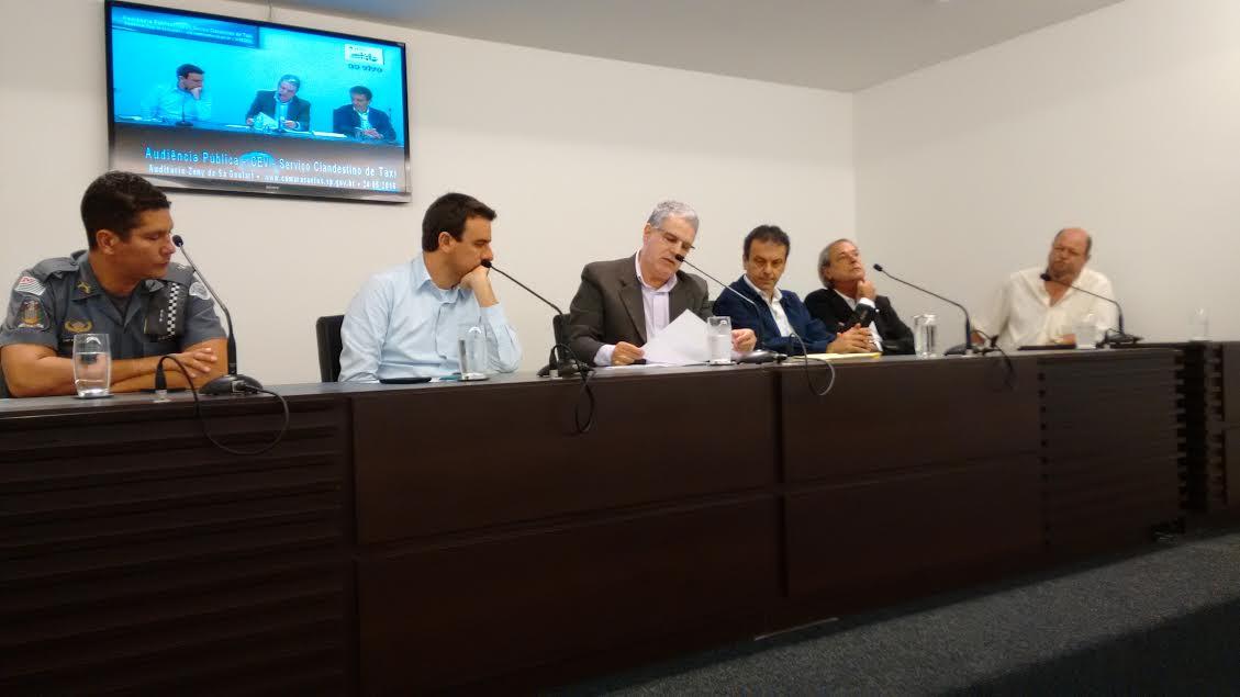 Força tarefa será montada para combater transporte clandestino em Santos
