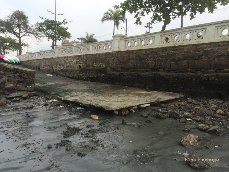 Vereador remaneja verba para manutenção de rampas na Ponta da Praia