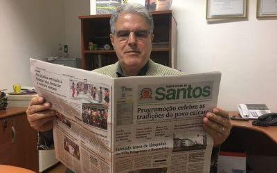 ADEMIR PESTANA PEDE O FIM DA VERSÃO IMPRESSA DO DIÁRIO OFICIAL