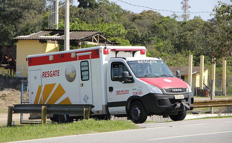 ADEMIR COBRA RETOMADA DE SERVIÇO DE RESGATE NA RIO-SANTOS