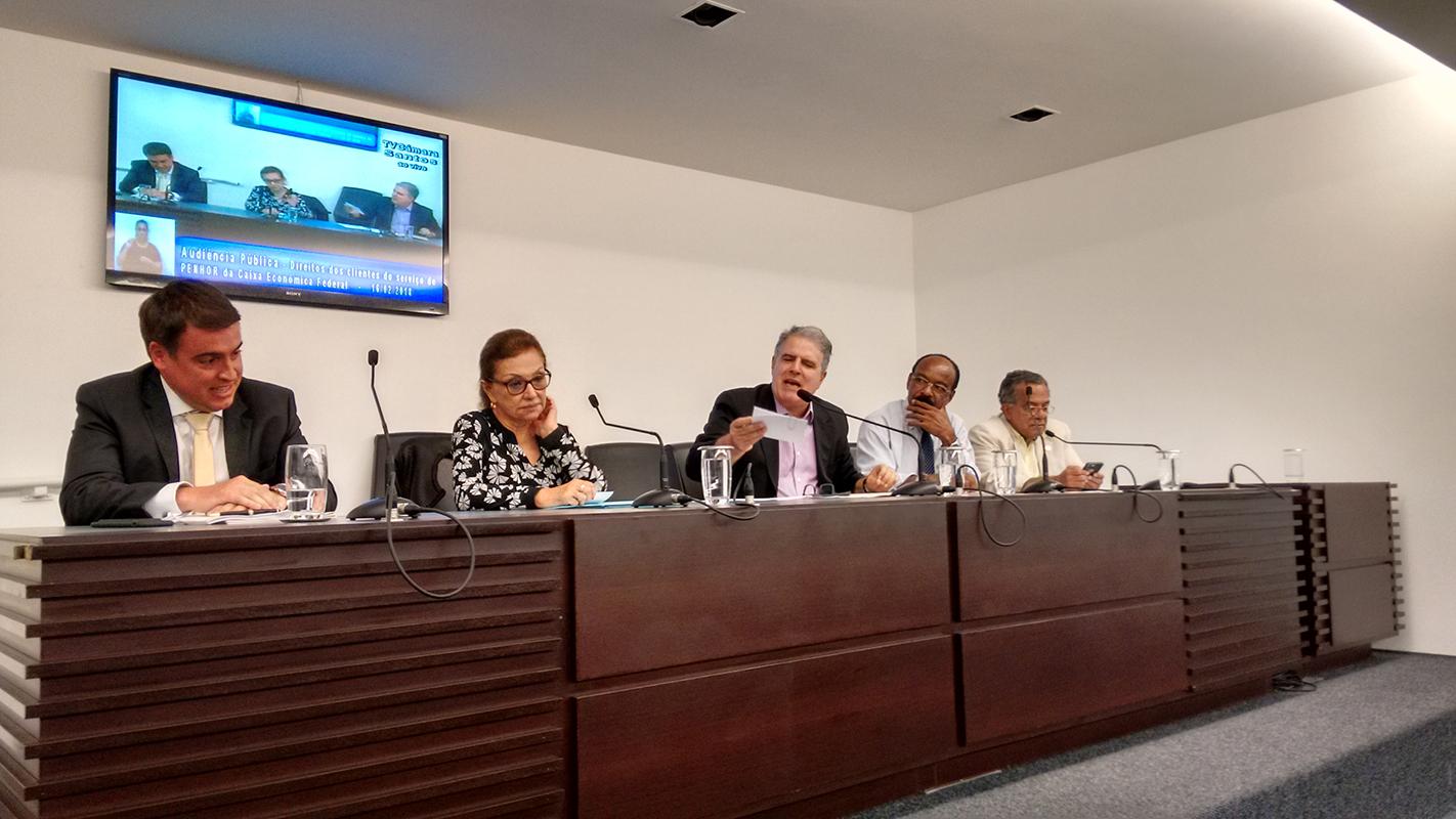 CÂMARA FAZ MOÇÃO EM APOIO AOS CLIENTES DA CAIXA